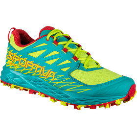 La Sportiva Lycan GTX Running Shoes Women green/turquoise